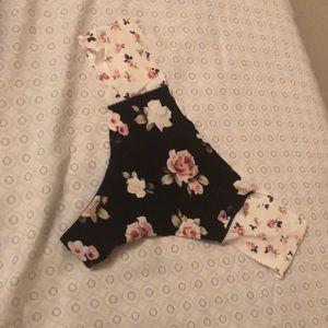 Flower thong
